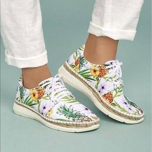 Free People Shoes - Free people jackson floral espadrilles